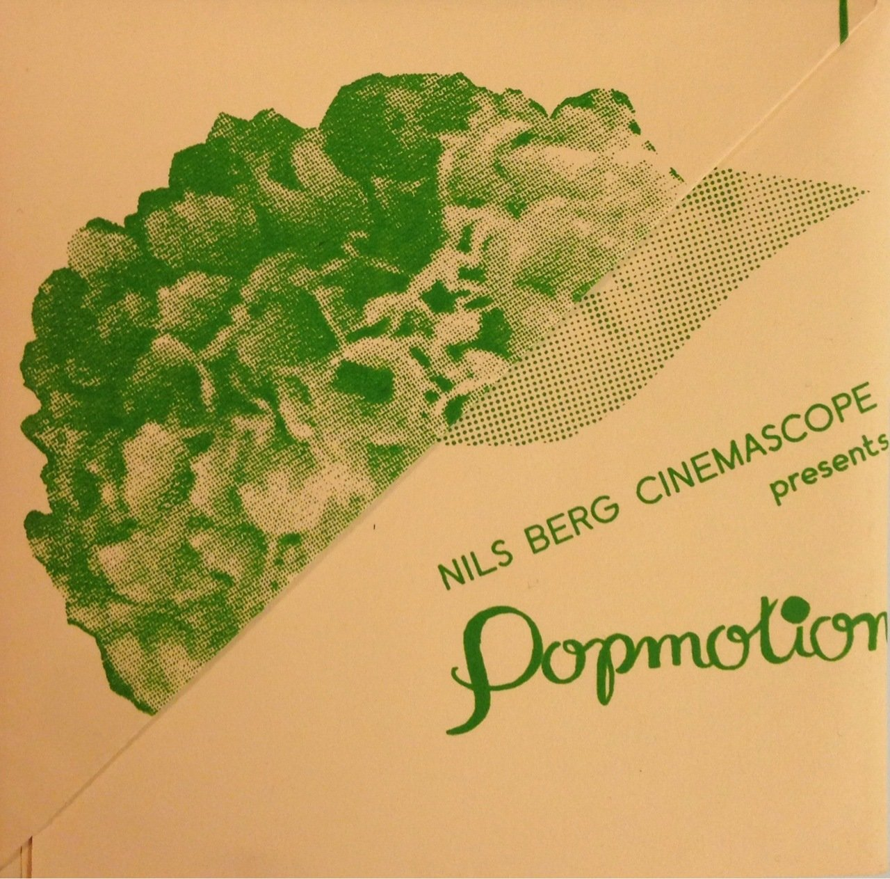"Nils Berg Cinemascope - ""Popmotion"" CD 00005"