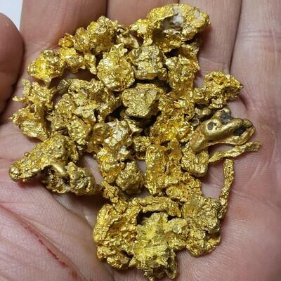 Flash sale - Australian gold nuggets - 10 grams