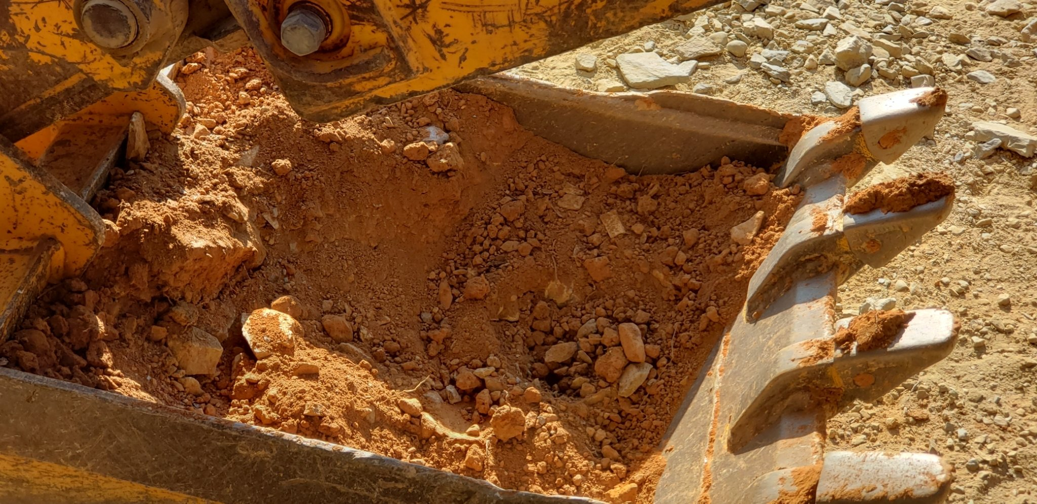 Rare Red Clay Colorado Mine Paydirt