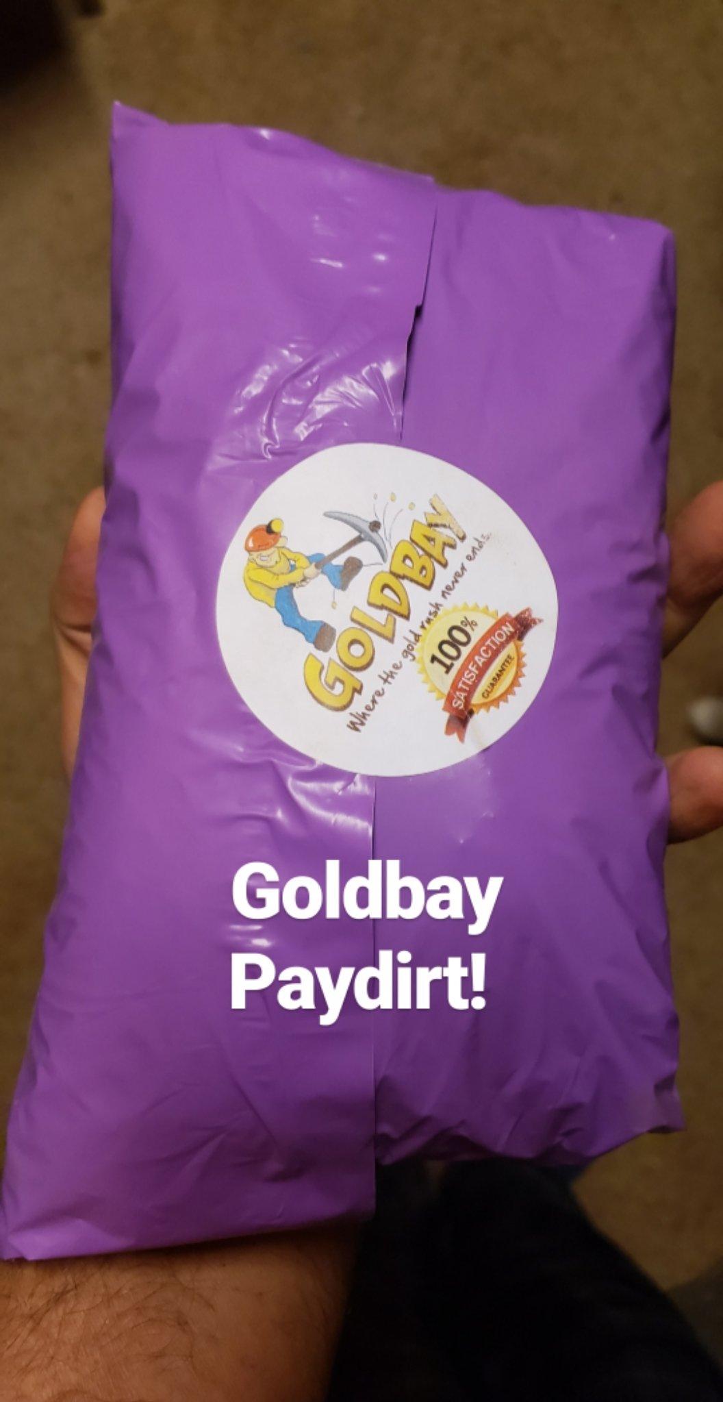 Worlds rarest paydirt - Colorado Quartz gold mine