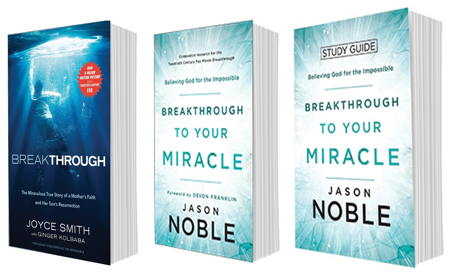 Breakthrough Personal Study Package