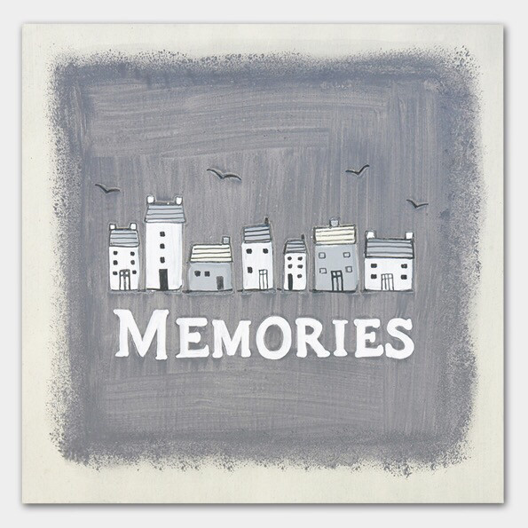 Memories Keepsake Box