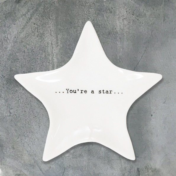 Star Dish 'your A Star'