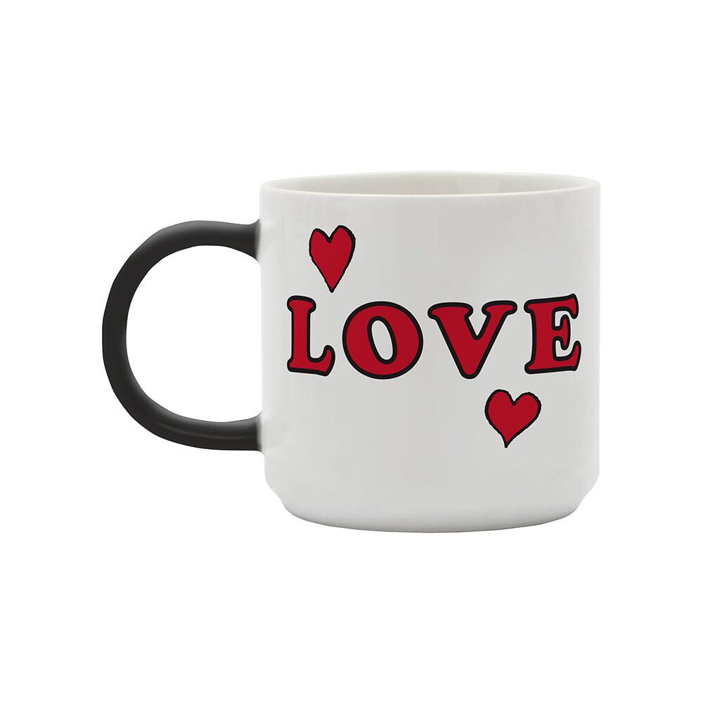 Snoopy Mug 'love'