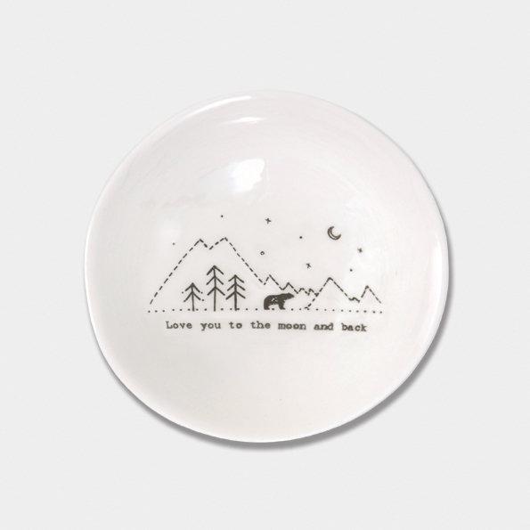 Medium wobbly bowl