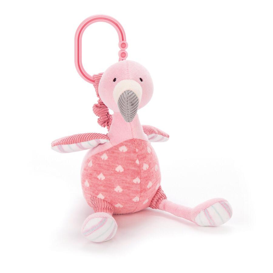 Lulu flamingo jitter