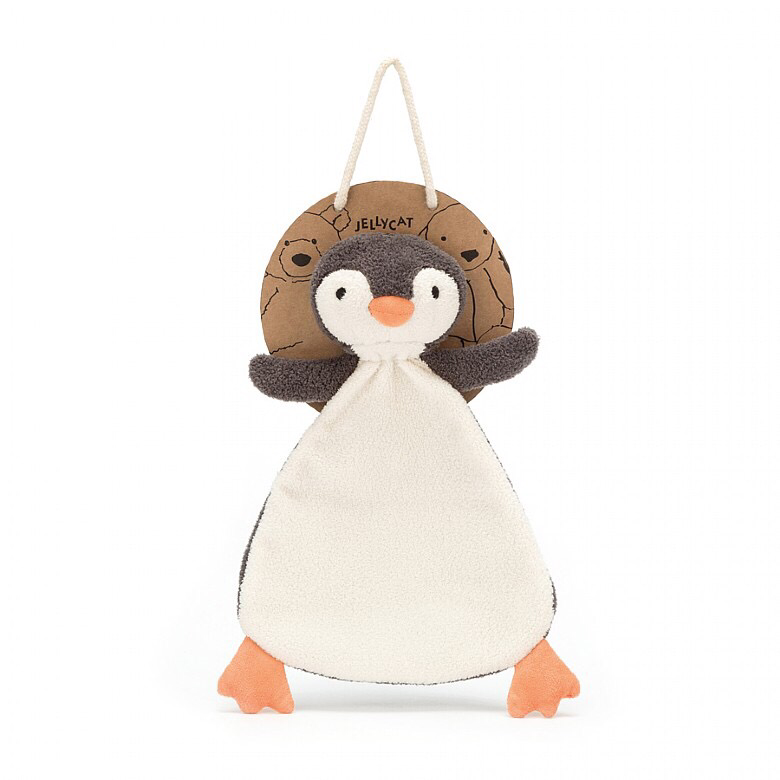 Puppet penguin soother
