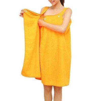 Honana BX-699 Women Microfiber Soft Cozy Beach Bath Towel Able Wear Sexy Hot Spas Bathrobe Skirt