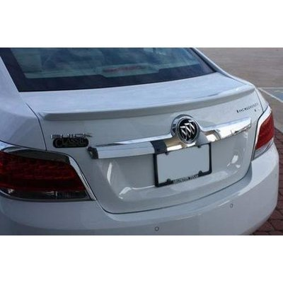 Painted 2010-2013 Buick Lacrosse Spoiler Lip Mount Factory Style