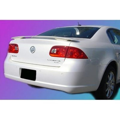 Painted 2006-2011 Buick Lucerne Spoiler Custom Style