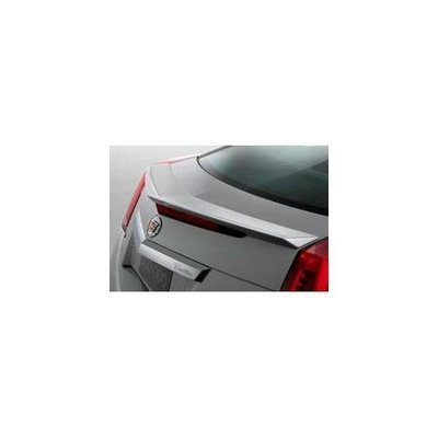 Unpainted 2011-2015 Cadillac CTS Coupe Spoiler Flush Mount Style