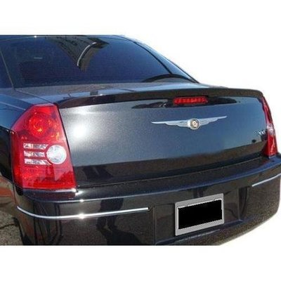 Painted 2008-2010 Chrysler 300C Lip Spoiler Factory Spoiler