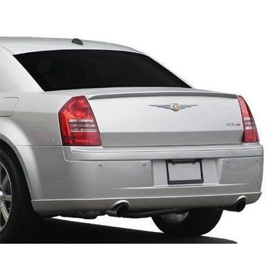 Unpainted 2005-2007 Chrysler 300C Lip Spoiler Factory Style