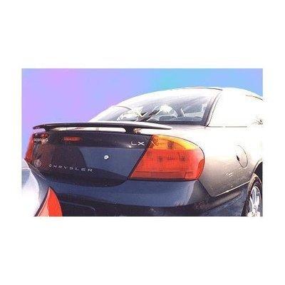 Painted 2001-2005 Chrysler Sebring Spoiler Coupe Custom Style Wing