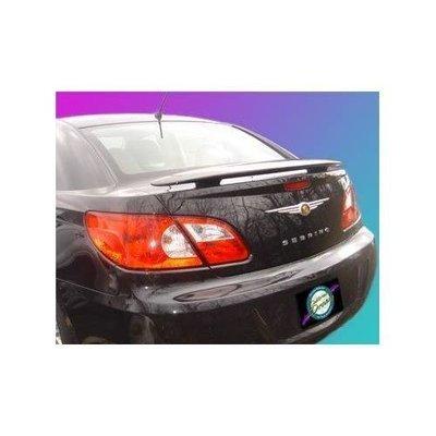 Unpainted 2007-2010 Chrysler Sebring Spoiler Sedan Custom Style Wing