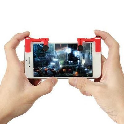 PUBG Mobile Gaming Trigger L1R1 Button Game Shooter Controller Gamepad for Mobile Phone