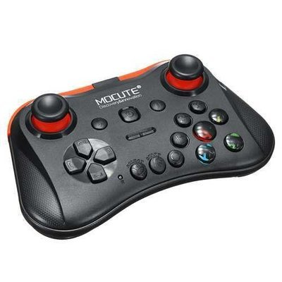 MOCUTE-056 Wireless 3.0 Bluetooth Game Controller Joystick for Android/iOS/PC