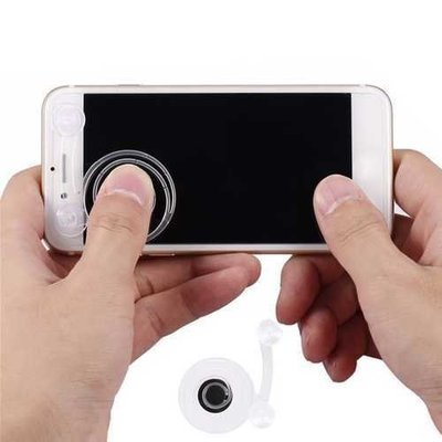 Bakeey Touch Screen 360 Rotation Joystick Arcade Games for Mobile Phone Tablet Game Handle