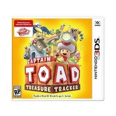 Captain Toad Treasure Tckr 3ds