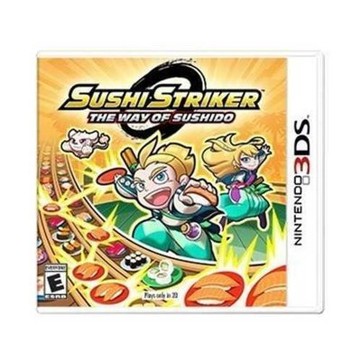 Sushi Striker 3ds