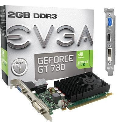 Geforce Gt730 2GB Ddr3 Lp