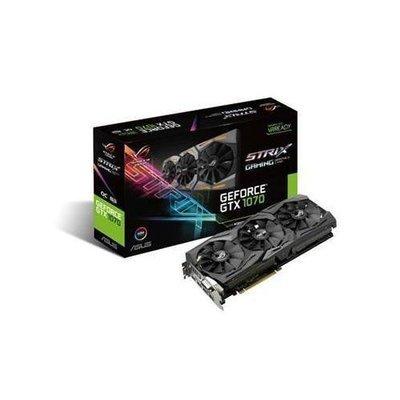 Geforce Gtx1070 8GB Rog Strix