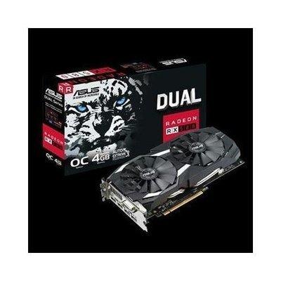 Radeon Rx 580 O4g Dual Fan Oc