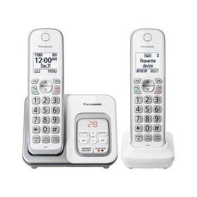 2HS Cordless Telephone. ITAD White