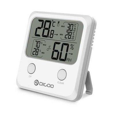 DIGOO DG-TH1170 LCD Mini Digital Thermometer Hygrometer Humidity Temperature Sensor Monitor