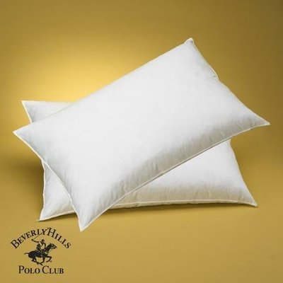 Beverly Hills Polo Club - 95% Feather- 5% Down Pillow Size: Queen