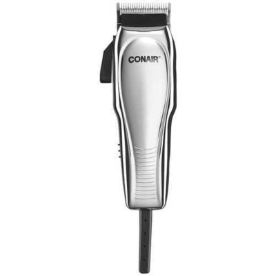 Conair 21-piece Chrome Haircut Kit With Case (pack of 1 Ea)