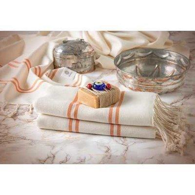 Handmade Cotton Beach Towel Turkish Towel Renoir