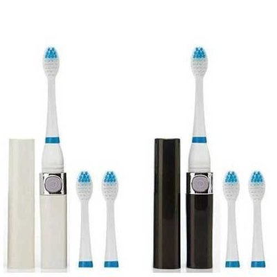 MySonic ToothBrush Set of 2, For Your Home and Travel