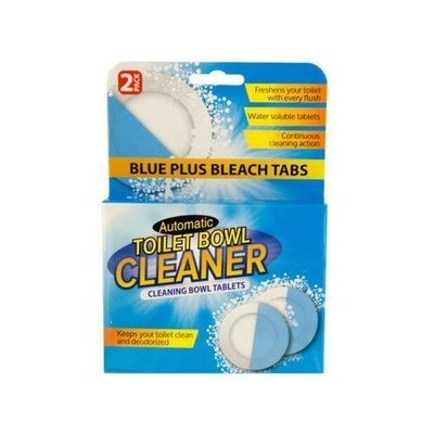Automatic Toilet Bowl Cleaner Tablets ( Case of 60 )