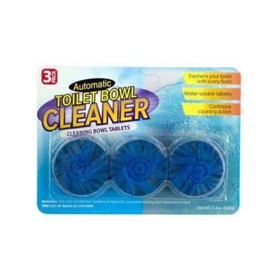 Automatic Toilet Bowl Cleaning Tablets ( Case of 20 )