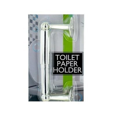 Chrome Color Toilet Paper Holder ( Case of 12 )