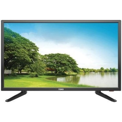 "Naxa 23.6"" 720p Led Tv With Media Player (pack of 1 Ea)"