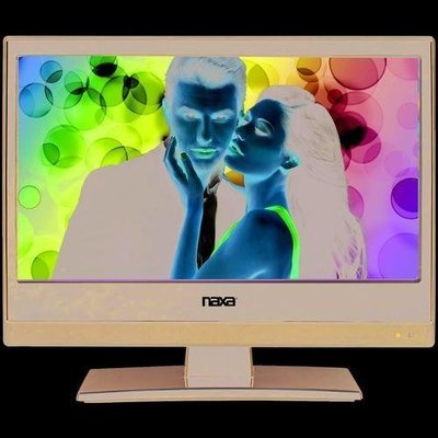 "Naxa 13.3"" Led Tv With Dvd And Media Player & Car Package (pack of 1 Ea)"