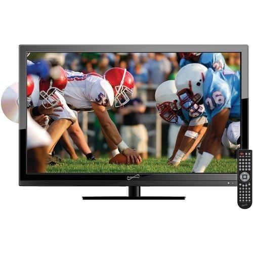 """Supersonic 18.5"""" 720p Ac And Dc Led Tv And Dvd Combination (pack of 1 Ea)"""