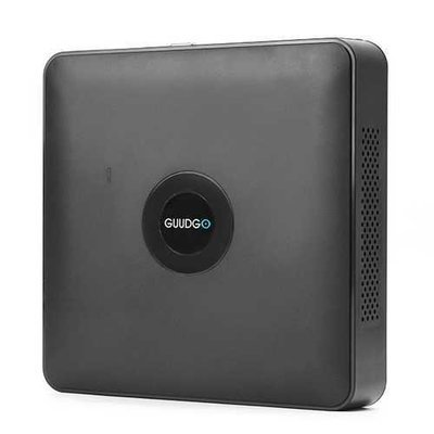 GUUDGO GD-NR01 1080P 4 8 12CH Wireless 2.5 ONVIF Network Video Recorder NVR HDMI P2P for IP Security Camera with Mouse + Power Supply
