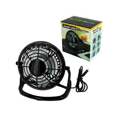 USB Personal Desk Fan ( Case of 12 )