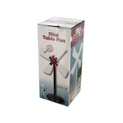Mini USB Table Fan ( Case of 4 )