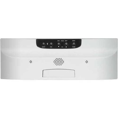 M&S Systems(R) DMCBT Music/Intercom System with Bluetooth(R) Player (White)