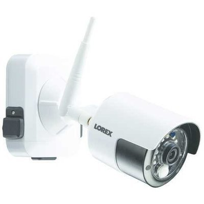Lorex(R) LWB3801AC1B Add-on Rechargeable Wire-Free 1080p Security Camera (Single)