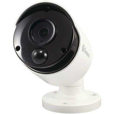 Swann(TM) SWPRO-5MPMSB-US PRO-5MPMSB(TM) 5.0-Megapixel PIR Add-on Bullet Camera