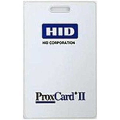 HID Direct Image 20 mil Glossy Label - 3.37 Width x 2.12 Length
