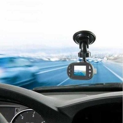 Car Dash Cam - Endless looping DVR Videos, Night Vision and G Sensor!
