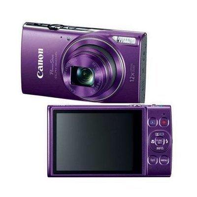 Ps Elph 360 Hs 20.2mp Purple