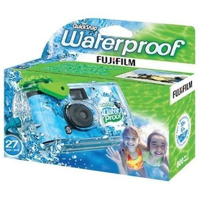 Fujifilm(R) 7025227 QuickSnap Marine Waterproof Single-Use Camera