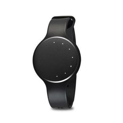 Fitmotion Smart Activity Tracker (Sleep Monitor + Step Counter + Distance Traveled), Black